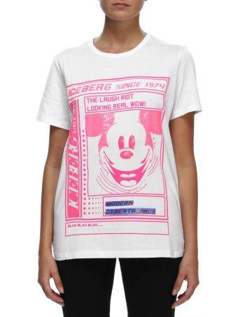 Iceberg T-shirt T-shirt Women Iceberg