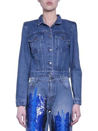 Amen Cotton Denim Jacket