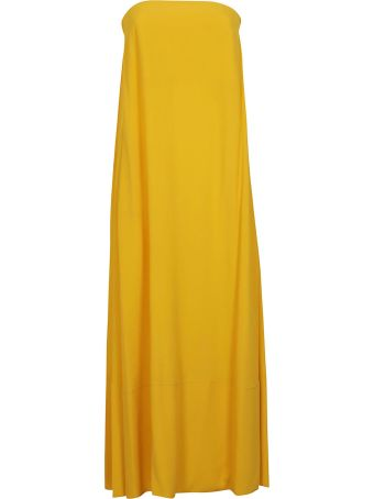 Erika Cavallini Strapless Dress