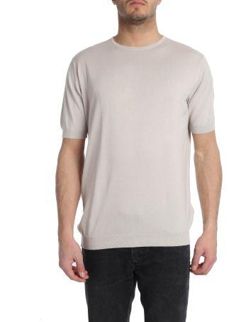 John Smedley T-shirt Cotton Belden