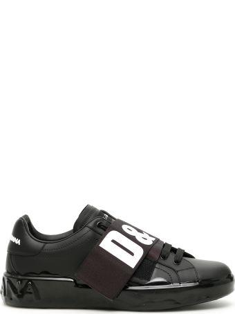 Dolce & Gabbana D&g Portofino Melt Sneakers