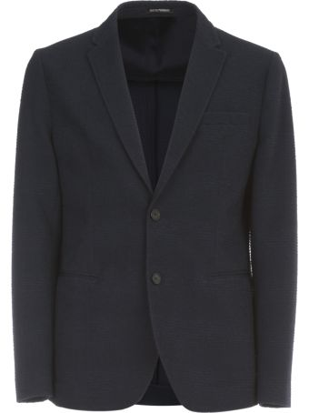 Emporio Armani Embossed Jacket Icon