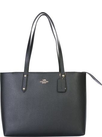 Coach Bag With Logo