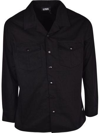 U.P.W.W. Chest Pocket Detail Shirt