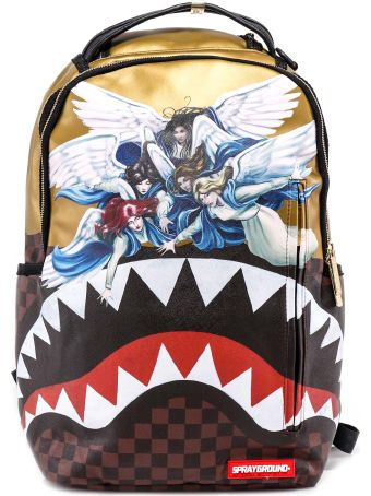 Sprayground Shark In Paris Backpack