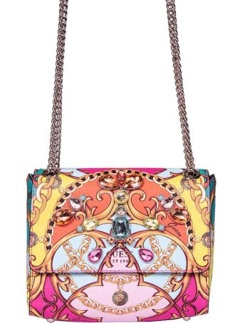 Guess Multicolor Crossbody Bag