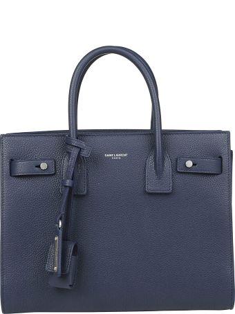 Saint Laurent Sac De Jour Handbag
