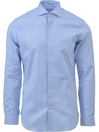 Vangher Spread Collar Shirt