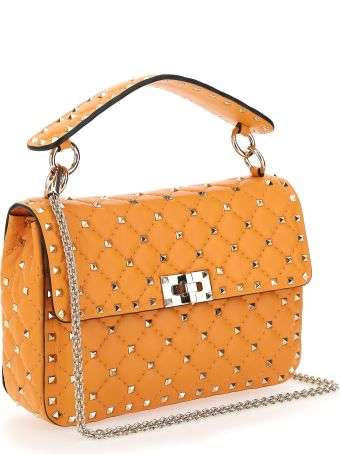 Valentino Garavani Medium Rockstuds Shoulder Bag