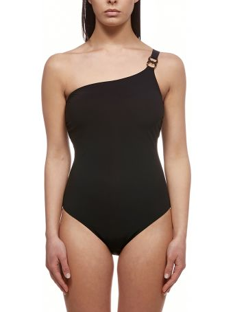 Tory Burch One Shoulder Swimsuit
