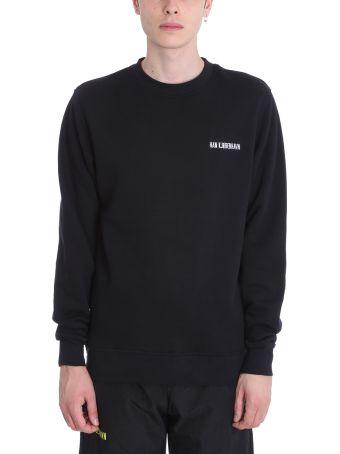 Han Kjobenhavn Black Cotton Sweatshirt