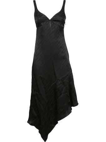Off-White Asymmetric Dress
