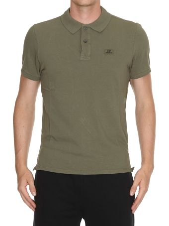 C.P. Company Polo T-shirt