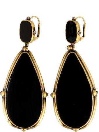 Alexander McQueen Frame Earrings