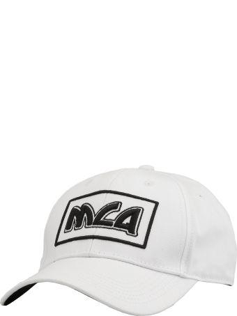 McQ Alexander McQueen Cotton Baseball Cap