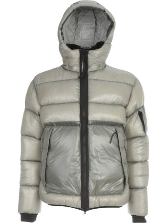 C.P. Company Medium Down Jacket W/hood