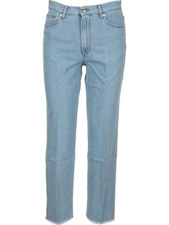 A.P.C. Raw Edges Jeans