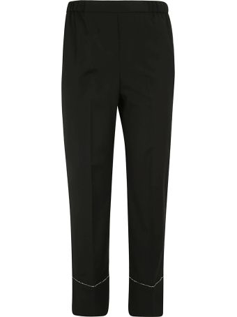 N.21 Straight Leg Trousers