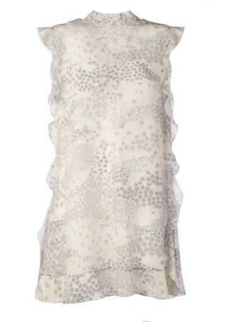 RED Valentino Star Printed Top