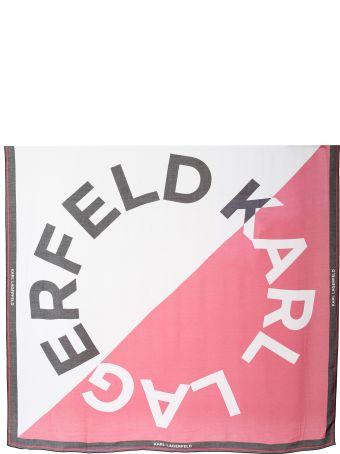 Karl Lagerfeld scarf K / SPORTY