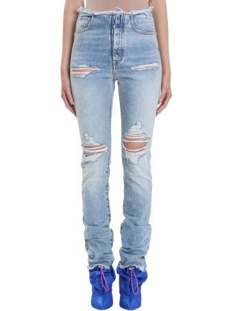 Ben Taverniti Unravel Project Stone 20 Destroyed Jeans