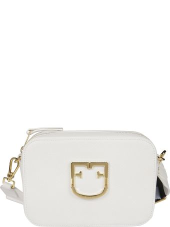 Furla Signature Logo Shoulder Bag