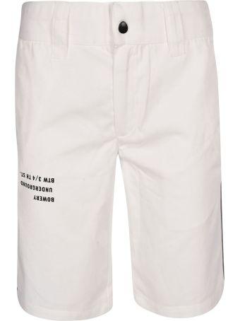 U.P.W.W. Printed Detail Shorts