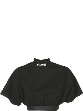 HERON PRESTON Elastic Band T-shirt