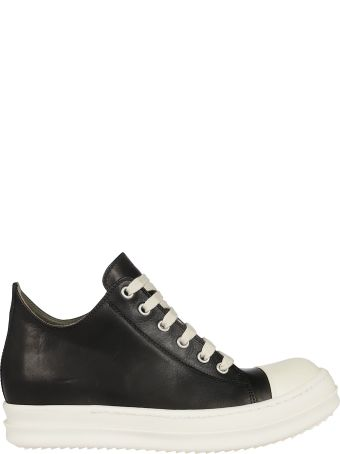 Rick Owens Ridged Sole Sneakers