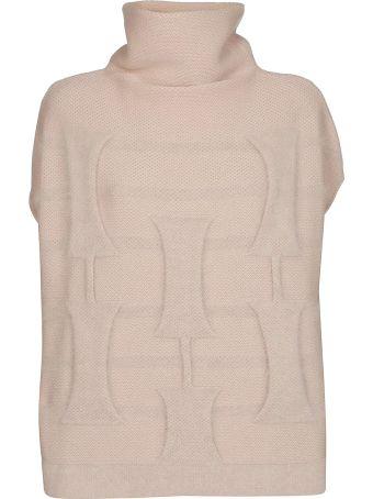 Cruciani Short Sleeves Sweater