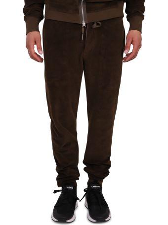 Tom Ford Brown Sweatpants