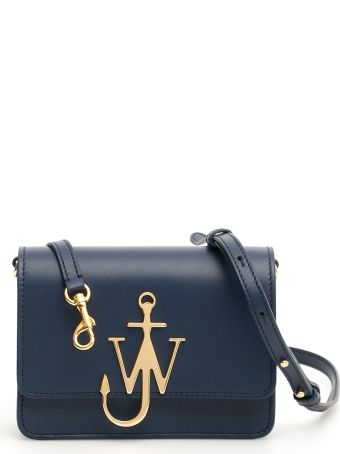 J.W. Anderson Leather Logo Purse