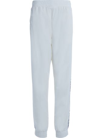 Wood Wood Robby White Trousers
