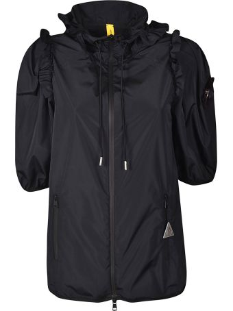 Moncler Genius Ruffle Trim Jacket