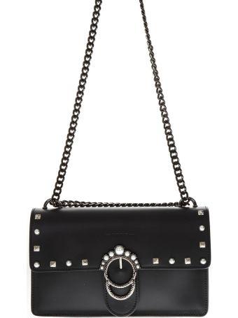 Marc Ellis Lux Black Leather Bag