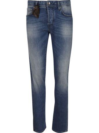 Sartoria Tramarossa Leonardo Heritage Stone Washed Jeans