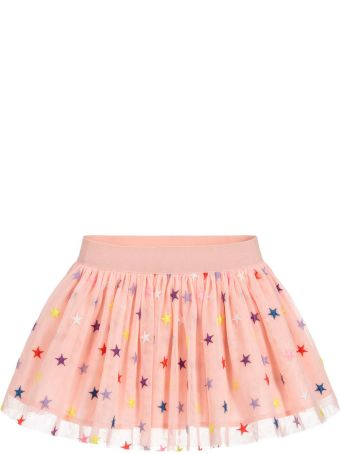 Stella McCartney Kids Pink Skirt