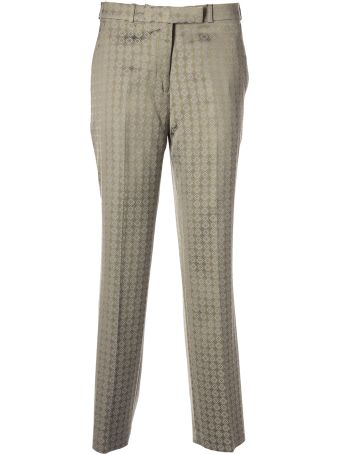 Etro Geometric Pattern Trousers