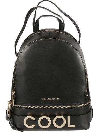 Michael Kors Rhea Medium Embellished Backpack
