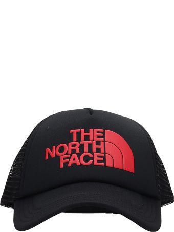 The North Face Black Polyester Cap