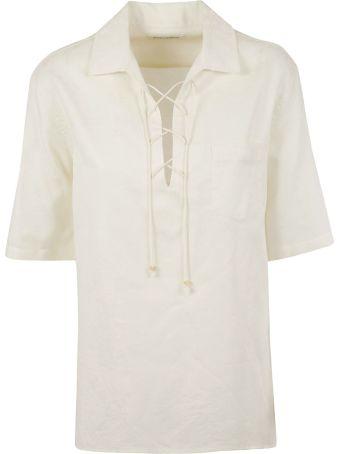 Saint Laurent Bandana Jacquard Shirt