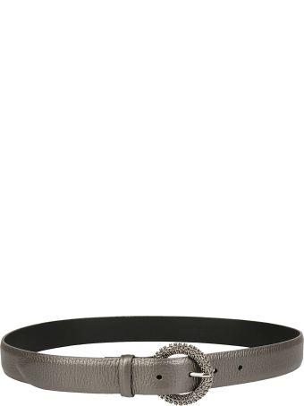 Orciani Chain Embellished Belt
