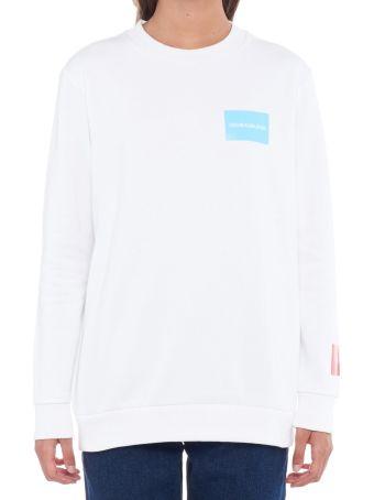 Calvin Klein Jeans 'multilogo' Sweatshirt