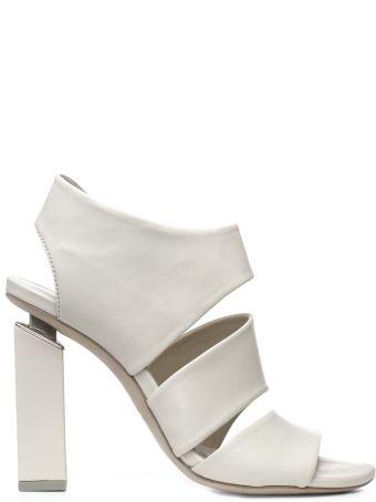 Vic Matié Vic Matiè Asymmetric Sandals