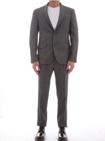 The Gigi Grey Suit