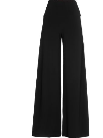 Norma Kamali Bicolor Pants