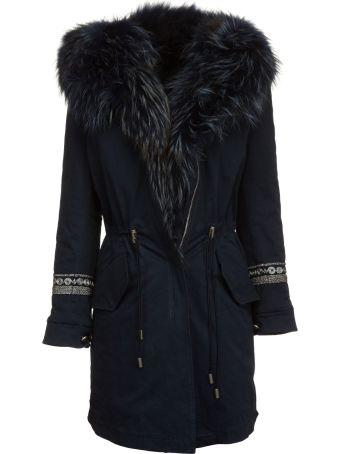 Project Foce Project [Foce] Murmasky Furred Detailed Jacket