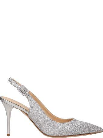 The Seller Silver Glitter Chanel