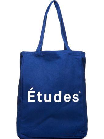 Études Logo Print Shopper Bag
