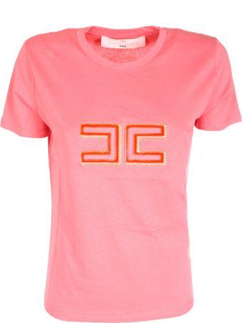 Elisabetta Franchi Celyn B. Elisabetta Franchi For Celyn B. Embroidered T-shirt